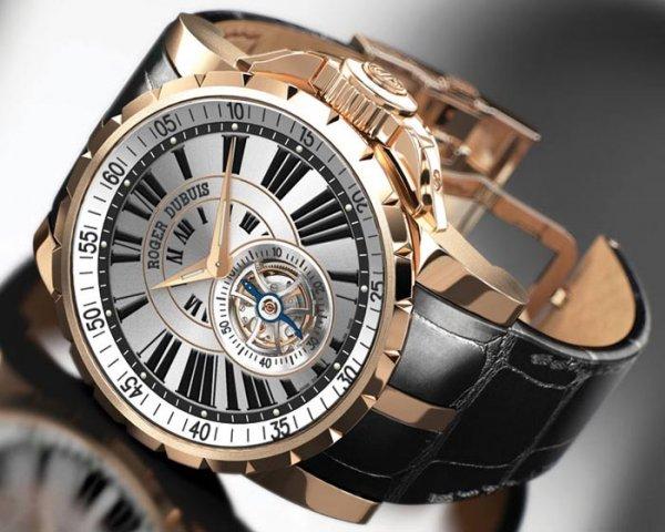 Оригинальность швейцарских часов